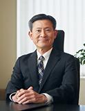 代表取締役社長三田武